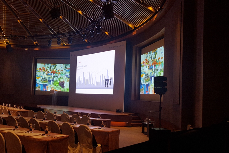 P3.9 Indoor LED Event Display For Conferences