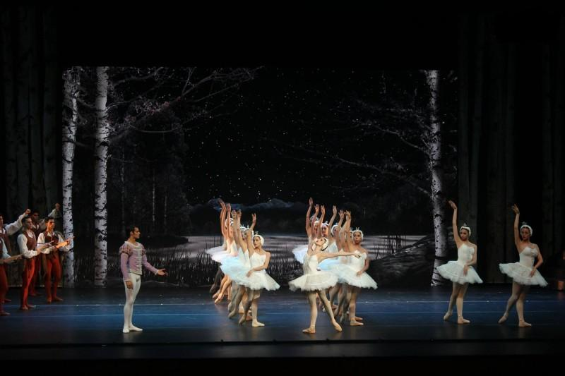 P3.91 UHD Indoor LED Screen For Ballet Show