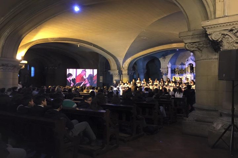 P4.81 Church Events Rental LED Screen in Chile