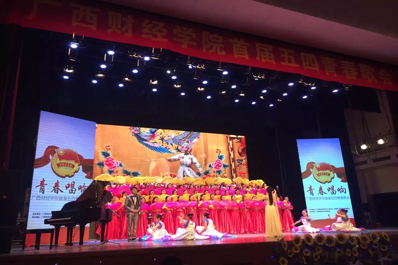 P3.91 Indoor Events Rental LED Screen for Singing Contest