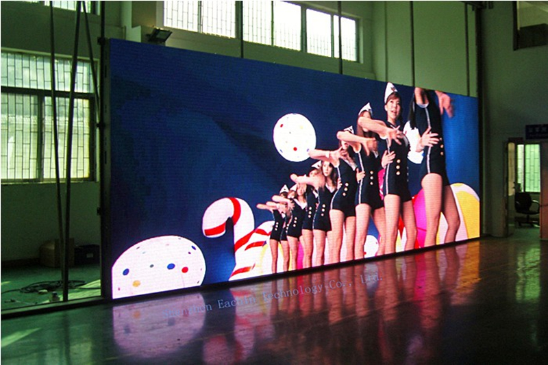 P16 Outdoor Street Advertising LED Screen in Argentina
