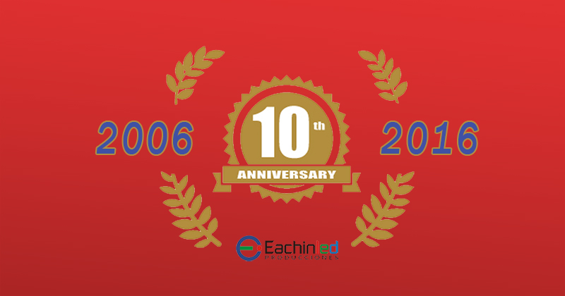 Temper ahead thanks accompanied—Eachinled 10th anniversary celebration
