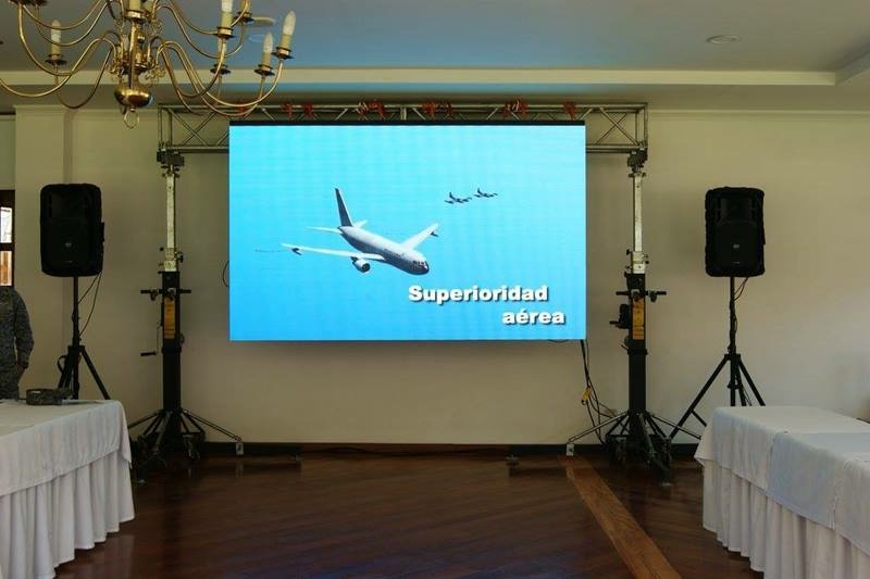 P3 High Resolution Events Rental LED Display in Colombia
