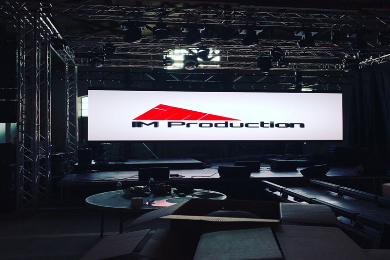 P2.97 Indoor HD Events Rental LED Display Screen for Stage Background