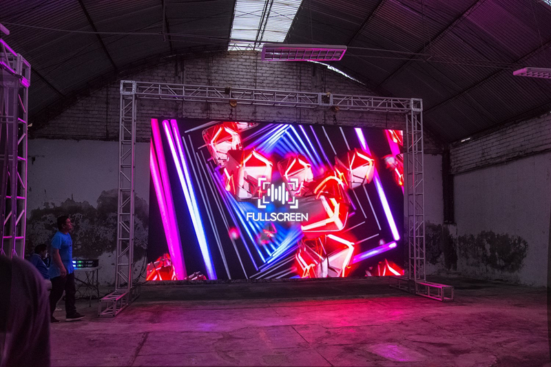 HD P2.5mm Indoor Events Rental LED Screen