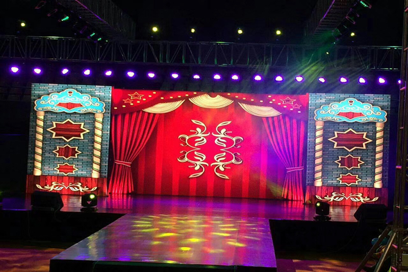 P2.97 HD Events Rental LED Screen for Wedding
