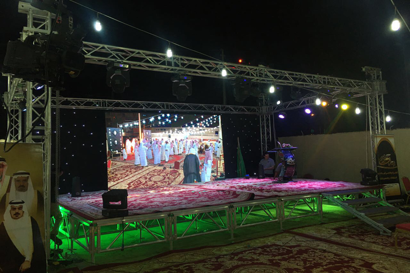 Indoor P3.91 Rental Type LED Screen for wedding