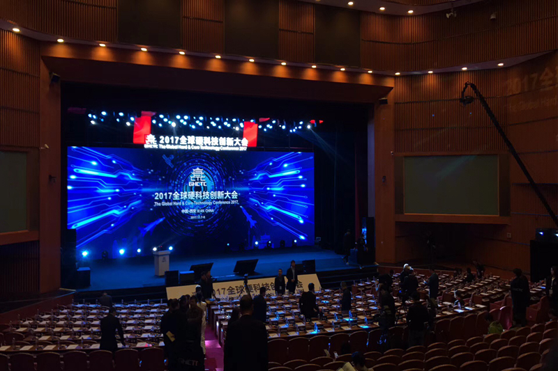 P3.91 Indoor LED Screen for Conference