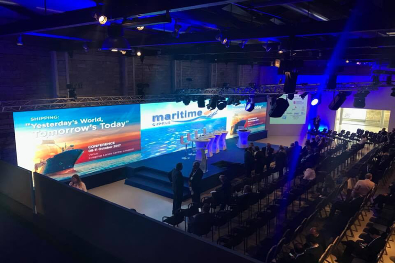 P3 HD Indoor Rental LED Display For Conference