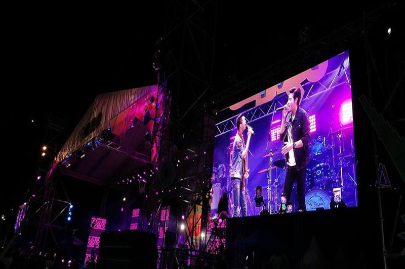Outdoor P5.95 concert LED Screen