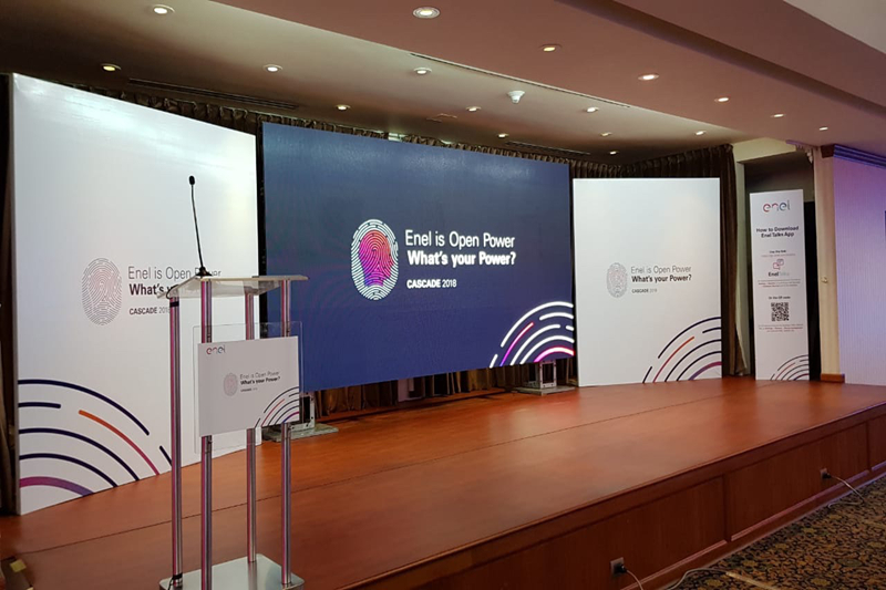P3.91 LED Screen for Conference