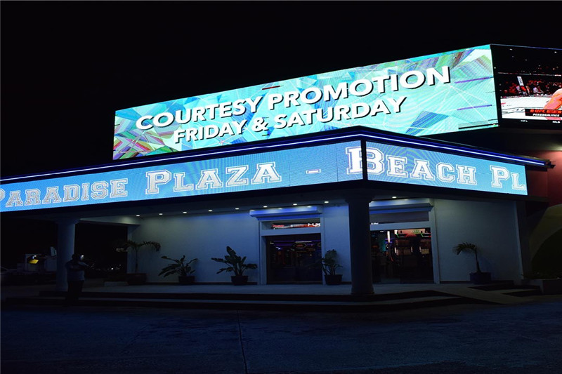 P6mm Outdoor Advertising LED Screen